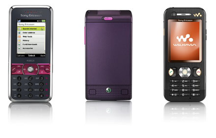 Sony Ericsson K660, W380 dan W890 | Computer | Education